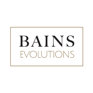Création Logo Artisan - BAINS EVOLUTIONS